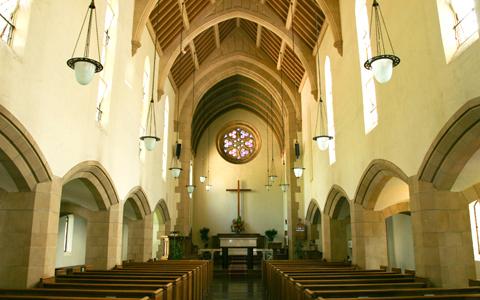 セント・アンドリュース・パーク教会(中聖堂)