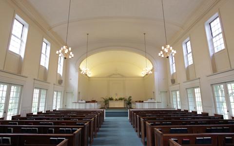 セントラル・ユニオン・アセトン教会(中聖堂)